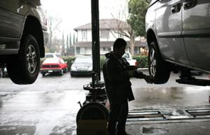 Major Automakers See U.S. Sales Plunge In December