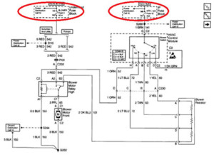 Using a wire diagram is better than just looking at the fuse panel. With a diagram, you can determine how a system works and which ground and power sources are associated with a component. In this case, there was a fuse the vehicle owner and previous shop didn't know were associated with the system.