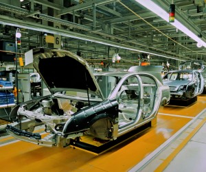 Car Production Line Picture Id114288673