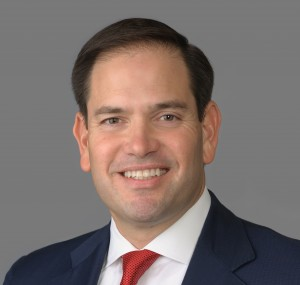 Senator Rubio Official Portrait