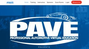 Pave Homepage