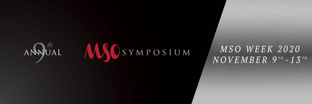 2020 Annual Mso Symposium