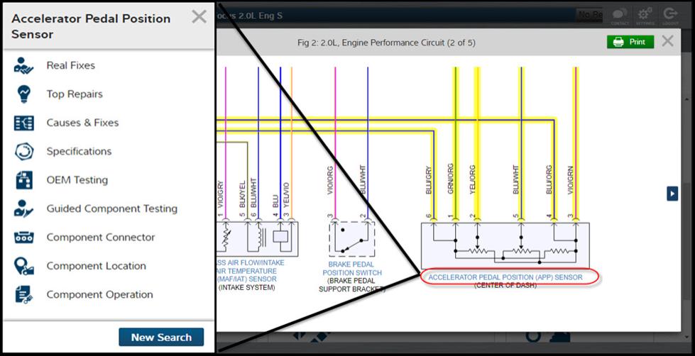 Mitchell1 Wiring Diagram