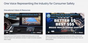 ADAS & Brake Replacement Parts Video Snapshot